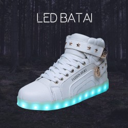 Balti LED batai Fashion Sport