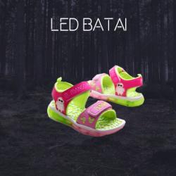 Rožinės LED basutės