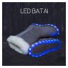 Žieminiai pilki LED batai