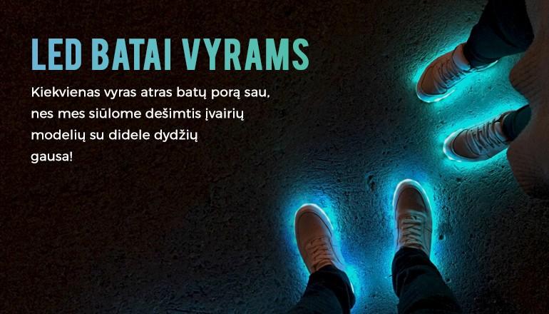 LED BATAI
